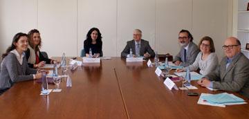 Reunión en Palma del Comité Organizador del Congreso Estatal del Voluntariado